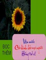Doc them Van nuoc Cao benh bao moi nguoi docx