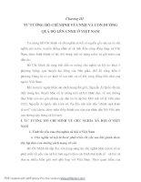 Chương III TƯ TƯỞNG HỒ CHÍ MINH VỀ CNXH VÀ CON ĐƯỜNG QUÁ ĐỘ LÊN CNXH Ở VIỆT doc