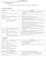 Đề cương ôn tập kiểm tra học kì 1 môn toán lớp 11 ppsx