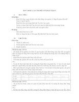 Bài 9. ĐỊNH LUẬT ÔM ĐỐI VỚI ĐOẠN MẠCH docx