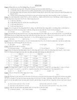 ĐỀ SỐ 026 pdf