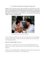 Có nên điều trị khi trẻ bị viêm gan B mạn tính? docx