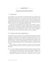 Statistics for Environmental Science and Management - Chapter 7 ppsx