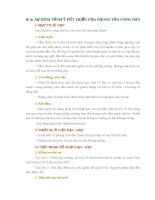 Bài 36.  sự HÌNH THÀNH và PHÁT TRIỂN của PHONG TRÀO CÔNG NHÂN