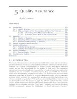 Analysis of Pesticides in Food and Environmental Samples - Chapter 5 pdf
