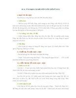 Bài 31.  CÁCH MẠNG tư sản PHÁP CUỐI THẾ kỷ XVIII
