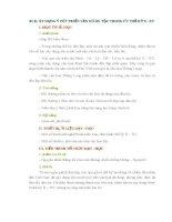 Bài 20.  xây DỰNG và PHÁT TRIỂN văn HOÁ dân tộc TRONG các THẾ kỷ x   XV
