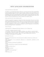 TEXT ANALYSIS & REGISTER pptx