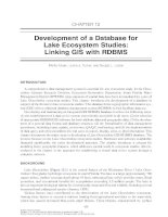 GIS for Water Resources and Watershed Management - Chapter 12 pot