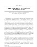 GIS for Water Resources and Watershed Management - Chapter 14 ppsx