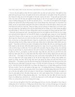 VAI TRÒ, HẠN CHẾ VÀ XU HƯỚNG VẬN ĐỘNG CỦA CHỦ NGHĨA TƯ BẢN pps