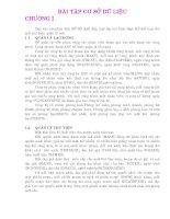 BAI TAP MON CO SO DU LIEU pdf