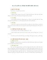 Bài 14.  các QUỐC GIA cổ đại TRÊN đất nước VIỆT NAM