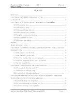 ĐỒ ÁN TỐT NGHIỆP KỸ SƯ CẦU THIẾT KẾ CẦU ĐÚC HẪNG ĐẠI HỌC XÂY DỰNG