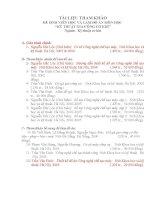 TLTK- Do an CNCTM (Cung cap cho sinh vien) ppt