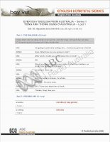 Tiếng Anh Dành Cho Người Mới Học: Câu Đề Nghị Và Trả Lời pdf
