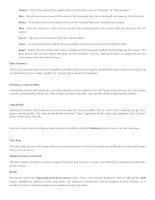 Phoenix R/C Professional Model Flight Simulation User Manual Version 3.0 phần 2 pdf