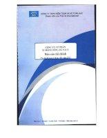 công ty cổ phần xi măng sông đà yaly báo cáo tài chính cho kỳ kế toán 6 tháng đầu năm 2012