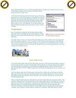 Giáo trình tổng hợp những quy trình vận hành hệ thống máy tính với hướng tối ưu phần 3 ppsx