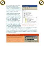 Giáo trình tổng hợp những quy trình vận hành hệ thống máy tính với hướng tối ưu phần 4 ppsx