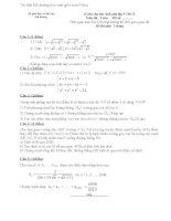 Tài liệu bồi dưỡng học sinh giỏi toán 9 thcs