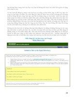Giáo trình phân tích tổng hợp những thao tác hướng dẫn thiết kế và đăng ký sử dụng Internet phần 5 potx