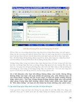 Giáo trình phân tích tổng hợp những thao tác hướng dẫn thiết kế và đăng ký sử dụng Internet phần 4 ppt