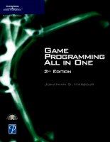 Game Programming All in One 2 nd Edition phần 1 pptx