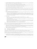 Mở rộng nuôi tôm trên cát ở Việt Nam - Thách thức và cơ hội part 4 pdf
