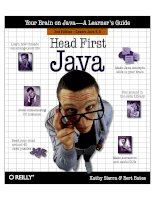 head first java second edition phần 1 potx