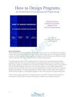 How to Design Programs phần 1 pot