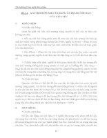 Thí nghiệm Công nghệ thực phẩm - Chương 1 các phương pháp xác định tính chất lý hoá cơ bản của nguyên liệu trong công nghệ thực phẩm - Bài 4 potx