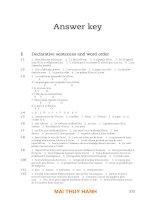 FRENCH SENTENCE BUILDER – PART 9 docx