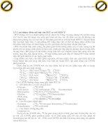Giáo trình hướng dẫn cách vận dụng năng lượng hạt nhân vào việc điều trị mô và tế bào phần 4 pdf