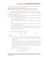 Giáo trình phân tích các nguyên tắc thiết kế tổng thể lớp mặt đường theo kết cấu của vật liệu phần 2 pdf