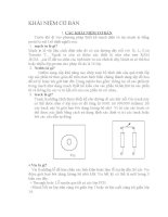 Khái niệm cơ bản trong thết kế mạch doc