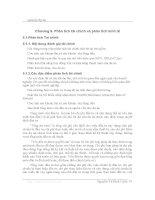 TÓM TẮT BÀI GIẢNG QUẢN LÝ DỰ ÁN - NGUYỄN VŨ BÍCH UYÊN - 4 pot