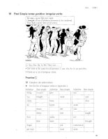 new edition grammar practice for elementary students phần 3 potx
