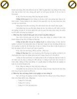 Giáo trình phân tích tổng hợp các phương pháp tính toán vào nền kinh tế phần 3 pdf