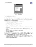 Giáo trình phân tích khả năng sử dụng công cụ Administrative và cách routing group trong Exchange phần 7 pps