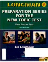 longman preparation series for the new toeic test more practice test 4th ed phần 1 potx