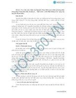 Đề bài: Tìm hiểu cảm nhận của Nguyễn Khoa Điềm qua nhiều phương diện trong pptx