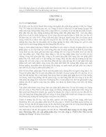 Luận văn: Tìm hiểu thực trạng và xây dựng chiến lược Marketing Mix cho sản phẩm phân bón Urê của công ty TNHH Hòa Phát tại thị trường An Giang pot