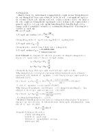 tài liệu hóa học nâng cao - chuyên đề liên kết hóa học