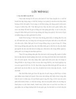 THỰC TRẠNG CÔNG tác THẨM ĐỊNH GIÁ TRỊ DOANH NGHIỆP PHỤC vụ mục ĐÍCH cổ PHẦN hóa tại TRUNG tâm THÔNG TIN và THẨM ĐỊNH GIÁ MIỀN NAM CHI NHÁNH tại BÌNH ĐỊNH