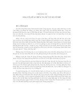 Thiết kế đê và công trình bảo vệ bờ - Chương 6 doc