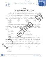 Đề 4:Biến thiên điện dung của từ điện doc