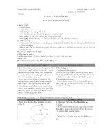 bộ giáo án vật lý lớp 12 cơ bản