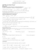 tài liệu ôn tập vật lý 12 phần dao động điều hòa