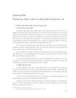 GIÁO TRÌNH TRIẾT HỌC MÁC - LÊNIN - PGS.TS. VŨ TÌNH - 6 pot